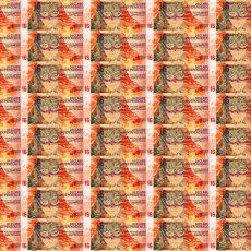 Uncut Banknote Sheets